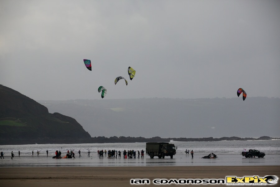Tri Forces Kitesurfing Competition Westward Ho!