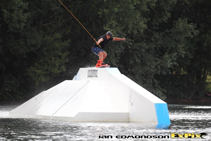 UK Wakeboard Cable Nationals 2013