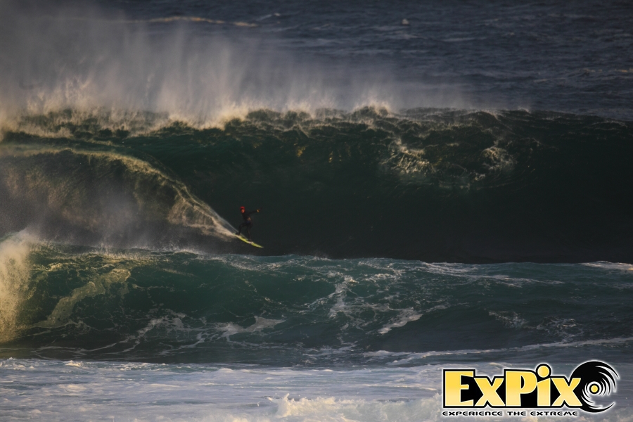 Justine Dupont takes on Mullaghmore