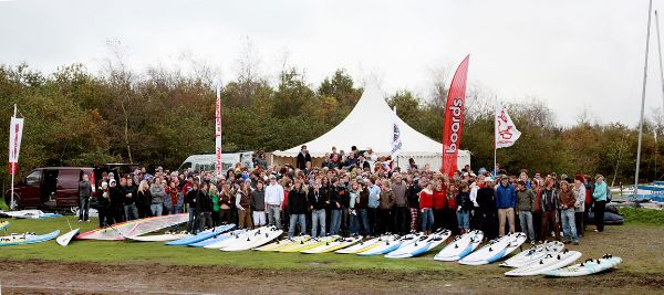 Student Windsurfing Association's AK7