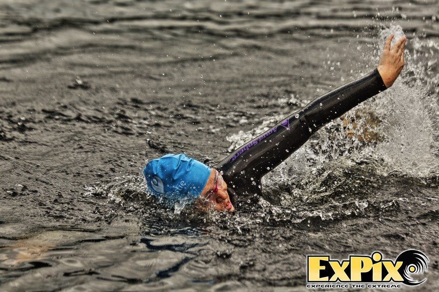 Aquasphere wetsuits for open water swimming